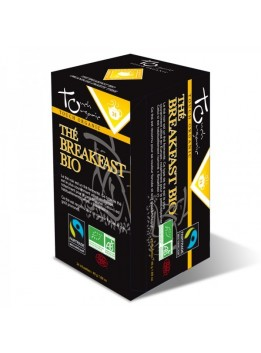 The noir breakfast bio 24 sachets