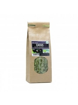 Cassis feuille coupees 40g