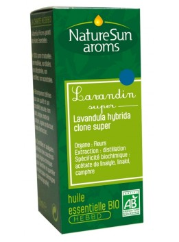 He bio lavandin super 10ml nsa