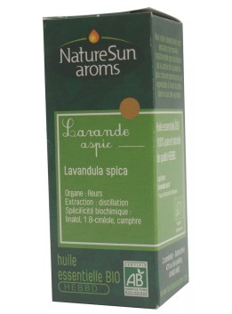 He bio lavande aspic 10ml nsa