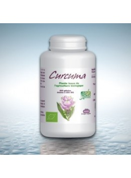 Curcuma bio 120 comp. bio atlantic