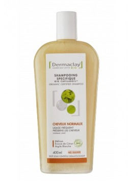 Shampooing bio usage frequent 250ml dermaclay