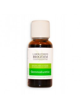 Gemmodiuretic 30ml biogem