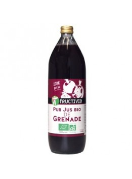 Jus concentre de grenade 500ml fructivia