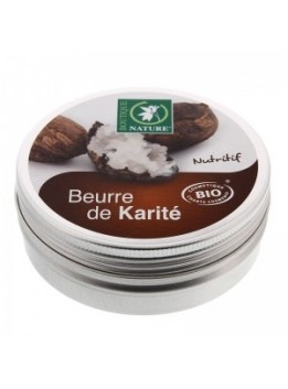 Beurre karite bio 100ml boutique nature