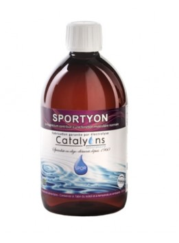 Sportyon 500ml catalyons