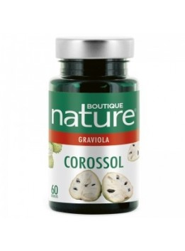 Corossol 60 gel. boutique nature