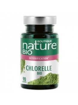 Chlorelle bio   90 comprimes boutique nature