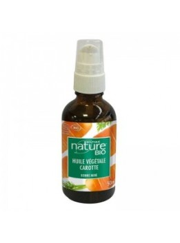 Macerat huileux carotte 50ml boutique nature bio