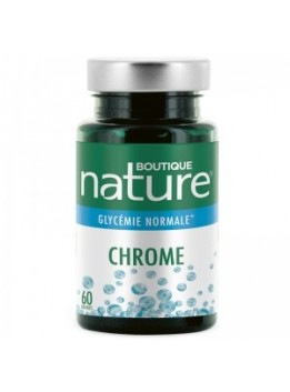 Chrome  60 gel. boutique nature