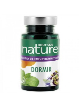 Dormir 60 gelules boutique nature