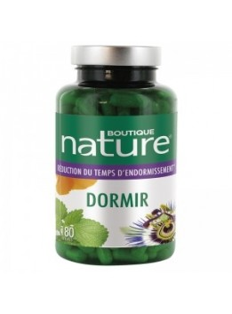 Dormir 180gel boutique nature
